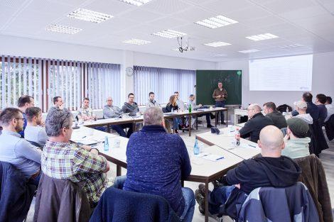 """""""Fit im Ausbau"""": Rigips Profi-Training"""