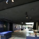 Akustikdecke im Limesmuseum