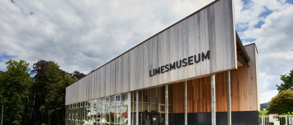 Limesmuseum Eingang