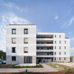 Wohnanlage Georg-Treber-Straße in Rüsselsheim von FFM-Architekten