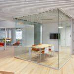 Nurglaskonstruktion fecoplan bietet maximale Transparenz