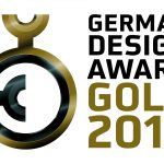 German Design Award Gold 2017