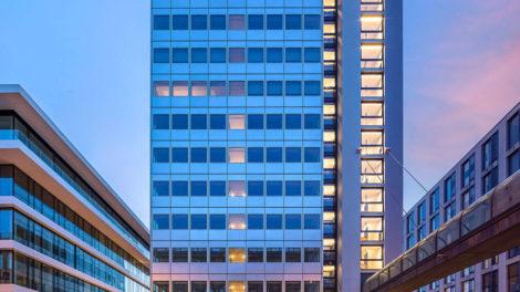 Commerzbank Hotel Düsseldorf von HPP