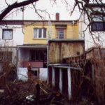 Haus Anton Rückansicht