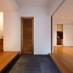 Innenraum Einfamilienhaus Osaka