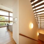 Holztreppe Einfamilienhaus Osaka