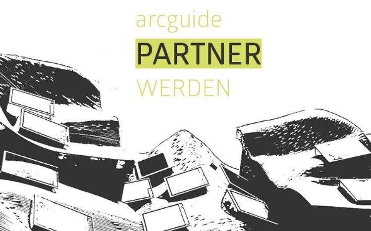 arcguide Partner werden