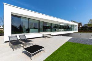 Architekten-Villa in Zeeland