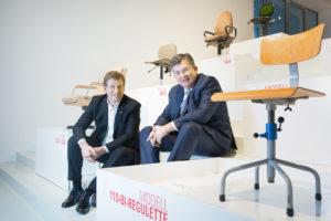 Helmut und Joachim Link