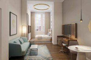 Fraser Suites Joi-Design