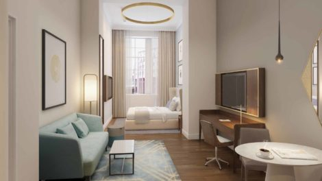 Fraser Suites Joi-Design