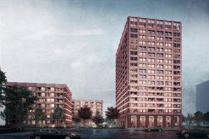 Hochhaus Semmelweisstraße