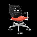 K&N Bürostuhl, Rücken ungepolstert
