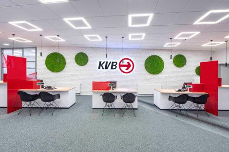 Service-Center für die Kölner Verkehrsbetriebe