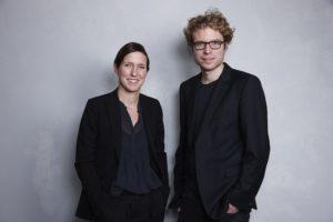 Katja Knaus und Benedikt Bosch