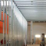 Cocoon Stahlleicht-Profile mit 500 mm Achsabstand