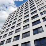 Fassadensanierung Eschborn Lochfassade