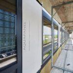hochwärmedämmenden Fenster mit Fassade mit Knauf Außenwand