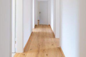 Trittschallschutz mit Uponor Fußbodenheizung und Knauf Fließestrich