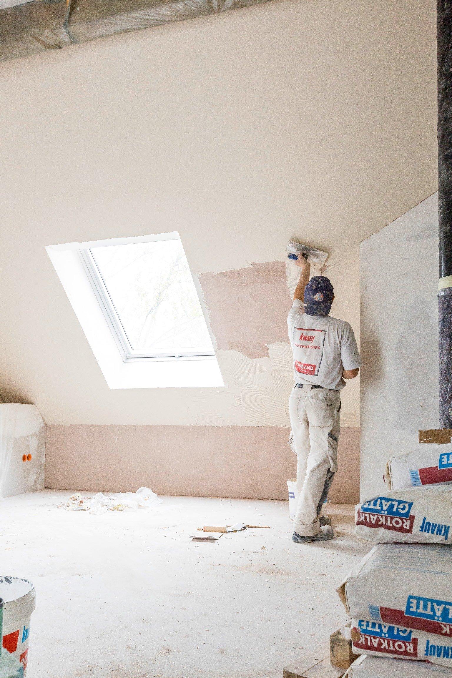 knauf gips kg wohngesund und behaglich unterm dach. Black Bedroom Furniture Sets. Home Design Ideas
