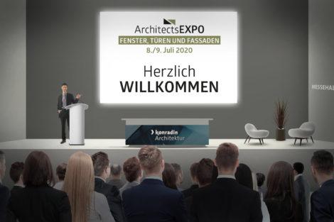 Online-Vortrag auf der digitalen MesseArchiExpo