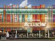 Ecuador-Pavillon