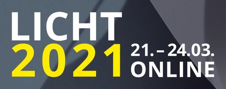 Banner Licht 2021 | Bild: Licht 2021