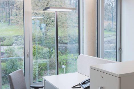 LUCTRA® realisiert mitarbeiterzentrierte Lichtlösung bei Medice