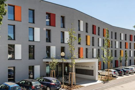 Personalwohnheim Klinikum Landshut