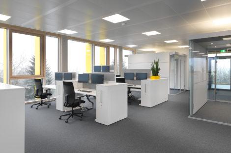 Büroausstattung für modernes Arbeiten