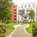 Innenhof Mayfarth Quartier