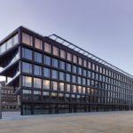 verschwenkten Fassaden , Mercator One Duisburg