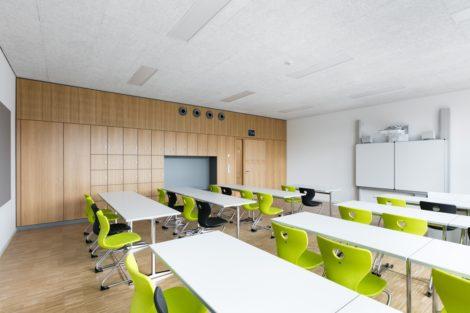 Ersatzneubau Burg-Gymnasium, Schorndorf