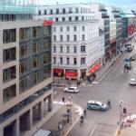 Straßenraum Friedrichstraße
