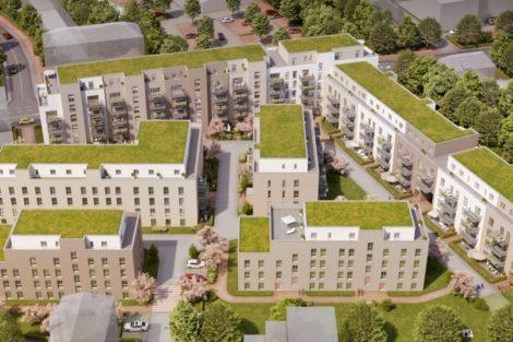 Noltemeyer-Höfe in Braunschweig
