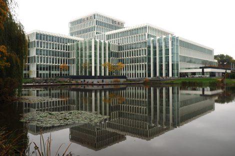 Umbau der ASR-Hauptgeschäftsstelle in Utrecht - Die Rückkehr des Lichts