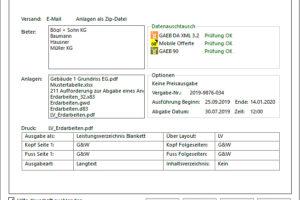 G&W Datenaustauschformate im Überblick
