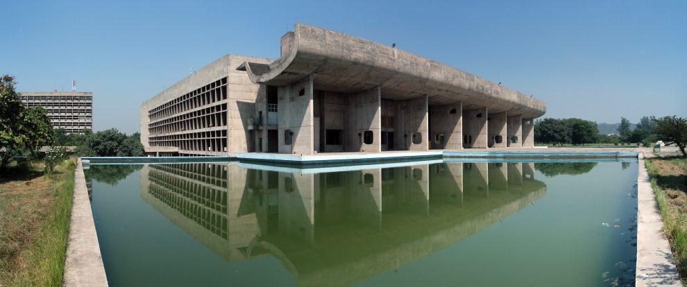 Palace of Assembly Chandigarh