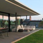 Glassfassade Penthouse München