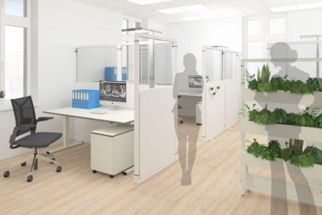 Individuelle Einrichtungslösungen: Zurück ins Büro – natürlich mit mauser