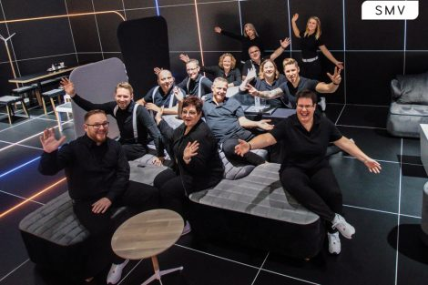 SMV ist Nominee für den German Brand Award 2019