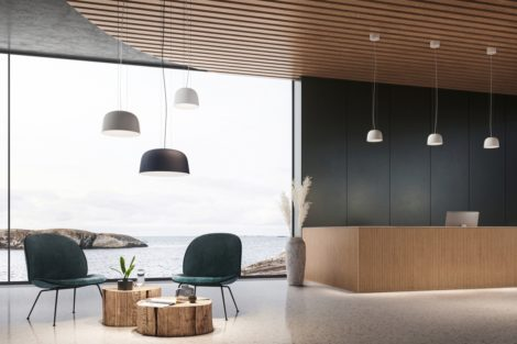 Pendelleuchte Glamox Luxo Nordic Collection