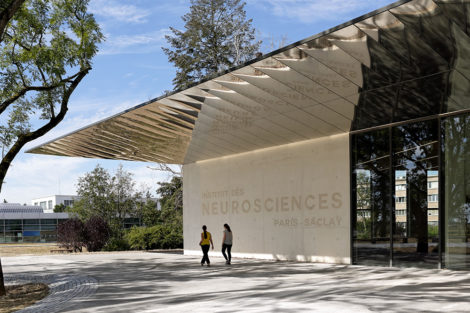 Ein Haus für Forschende und die Forschung