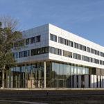 Das neue Institut für Neurowissenschaften   Dietmar Feichtinger Architectes