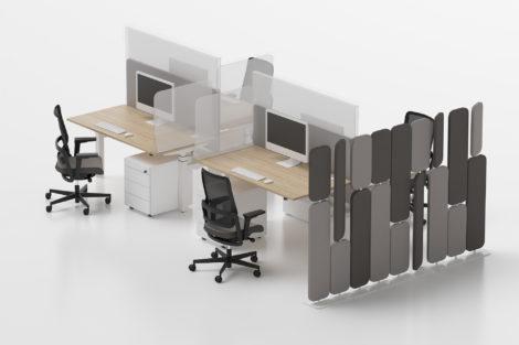 Rückkehr ins Büro: Safety Solutions
