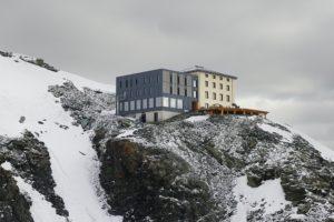 Stahlbetonwand Schöck Hörnlihütte Zermatt