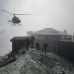 Helikopterlandeplatz Hörnlihütte