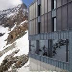 Wandanschlüsse Übergang warme zu kalten Gebäudeteilen