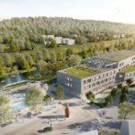 Reduzierung Wärmebrücken Schulkomplex Echternach