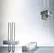 Wärmebrücken an Wänden und Stützen reduzieren